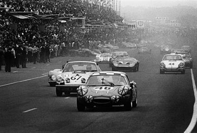 1969: A Year That Witnessed Greatest Race Ever
