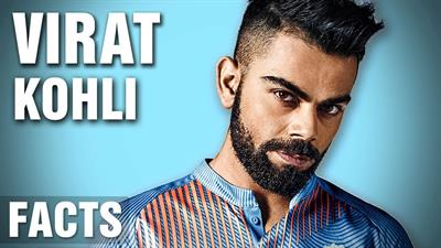 5 Pieces of Trivia Every Cricket Fan Should Know About Virat Kohli
