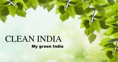 Clean India, Green India