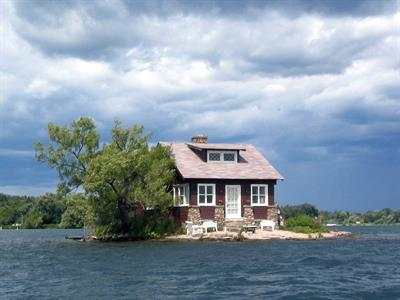 Smallest Island on Earth