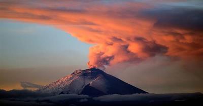 Biggest Volcano