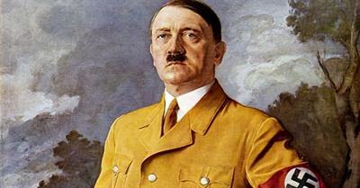 Adolf Hitler As A Leader