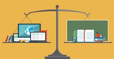 Virtual V/S Real Mode of Education