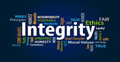 Integrity and Importance
