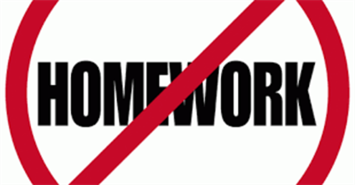 Should Home-work Be Abolished?