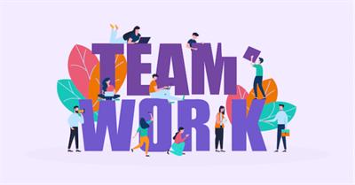Building a sense of a teamwork