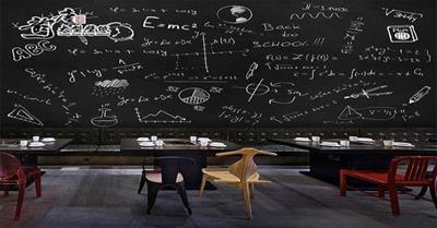 Graffiti walls or Display boards in classrooms