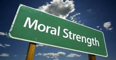 Learning Moral Strength