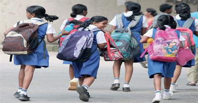 No More Back-Breaking Weight of School Bags