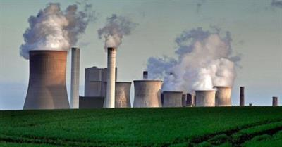Pollution: A Necessary Evil