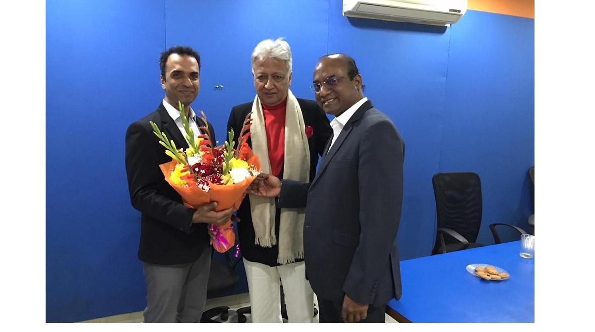 FairGaze Welcomes Ambassador Dr Deepak Vohra as Chief of Advisory
