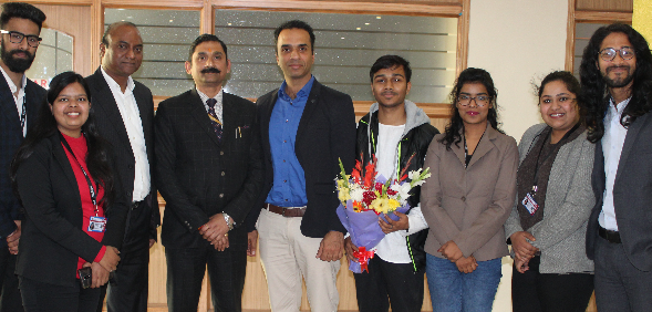 Major Harsh Kumar Joins Advisory Board of FairGaze, Largest School Media