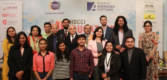 FairGaze at PHDCCI Education Summit 2020 as School Outreach Partner