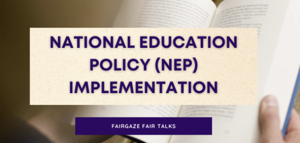Freedom to Select Subjects Good, Teaching in Mother Tongue a Handicap Says FairGaze Survey on NEP 2020