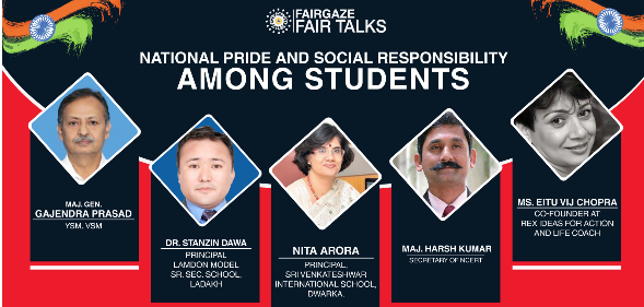 National Pride Waning Among Schools Students: FairGaze Survey
