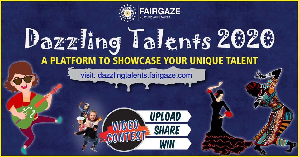 FairGaze Launches Dazzling Talents 2020