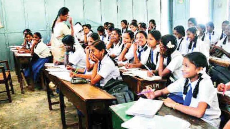 make a case study on the field of education in nagaland after coming of the britishers