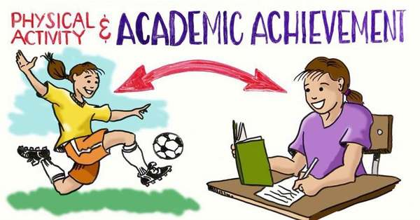 Sports and Academics are interlinked