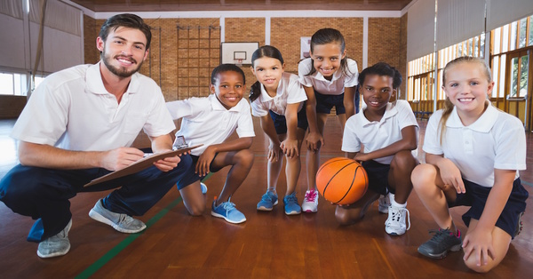 Sports Activities for Primary Children