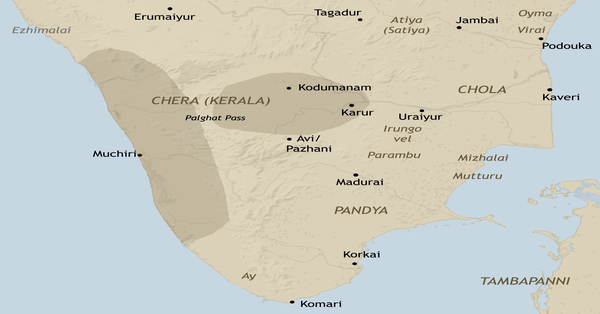 Fascinating Historical Facts about the Cheras of the Sangam Period