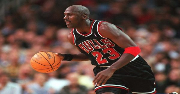 Basketball & Michael Jordan