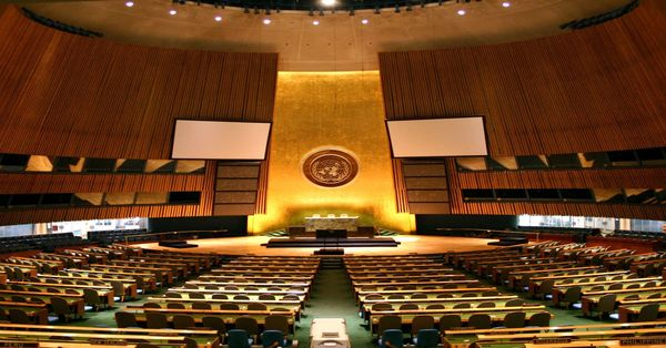 The Role of United Nations Organization