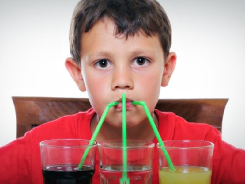 Sugary Drinks Should Not Be Sold at School