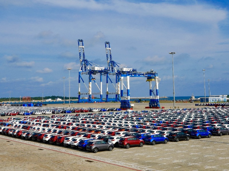 Learn about the Hambantota Port